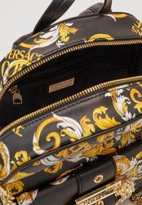 Versace Jeans Couture - BACKPACK - Plecak - black - 2