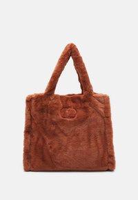 TWINSET - SOFT BAG - Handbag - tan powder - 0