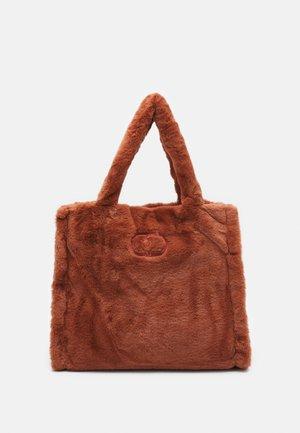 SOFT BAG - Handbag - tan powder