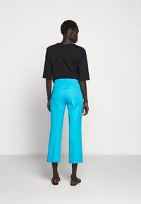 J.CREW - SPRING FEVER PANT - Trousers - monaco blue - 2