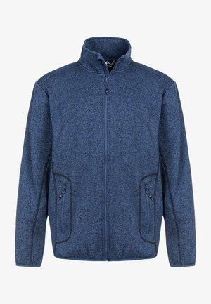 SAMPTON - Fleece jacket - dark denim