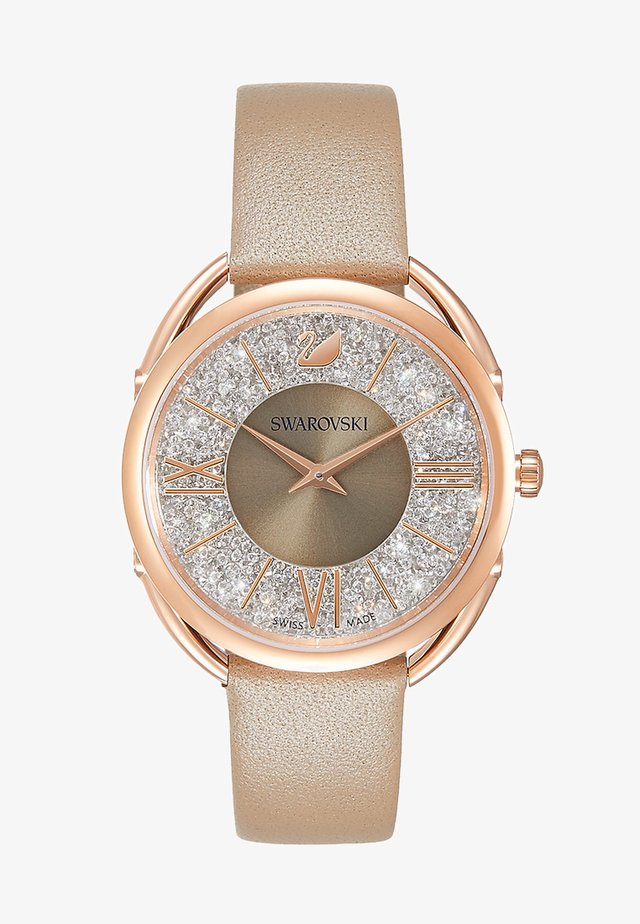 GLAM - Montre - rose gold-coloured/mint