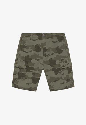 BERMUDA - Pantaloni cargo - khaki