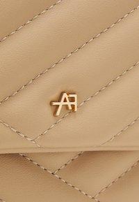 Anna Field - Across body bag - tan - 3