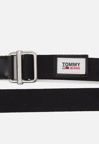 Tommy Jeans - ESSENTIAL BELT  - Belt - black - 2