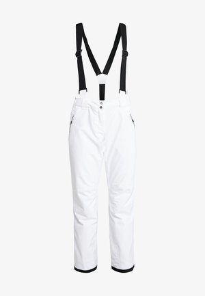 EFFUSED PANT - Snow pants - white