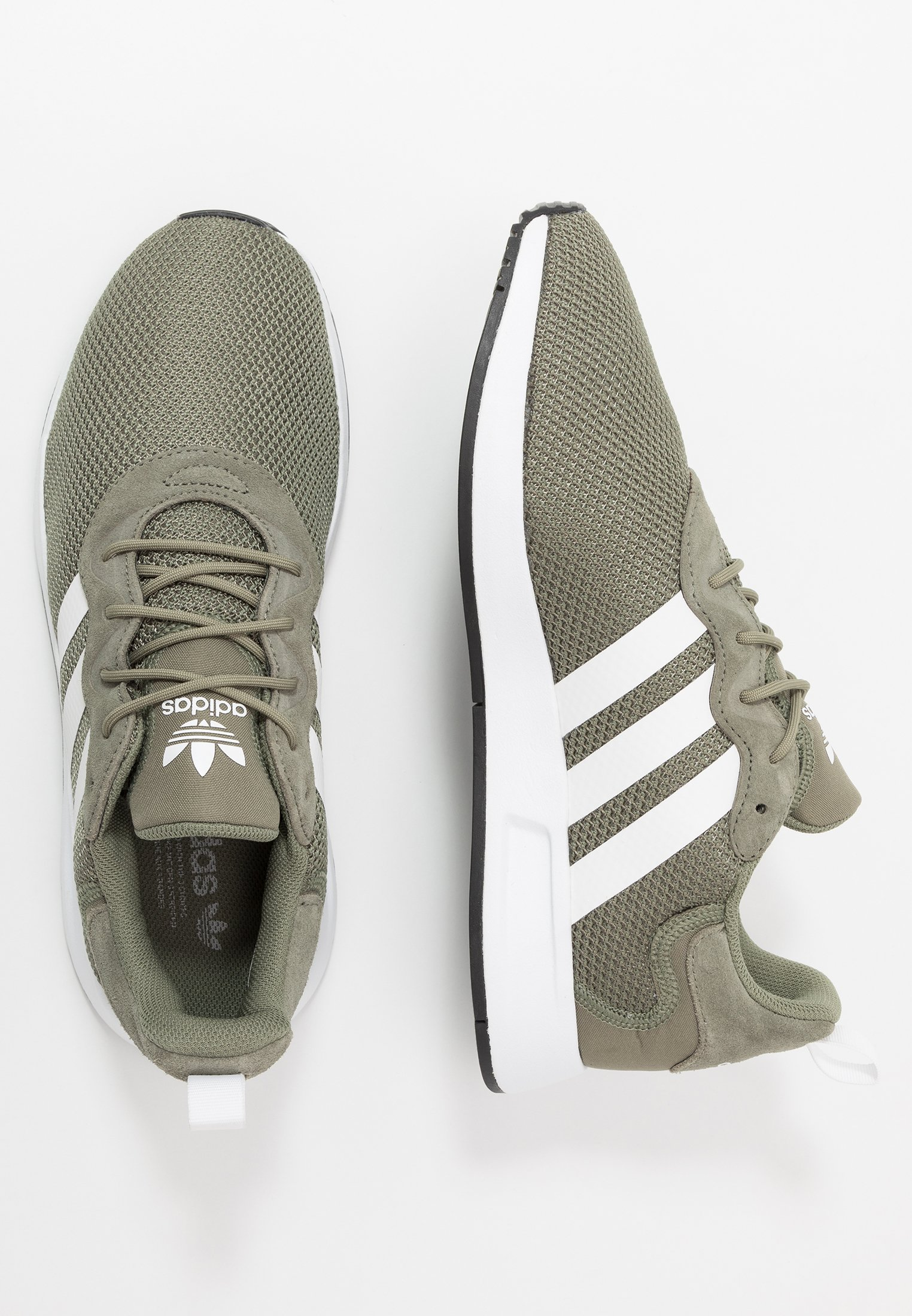 X_PLR Sneakers greenfootwear whitecore black
