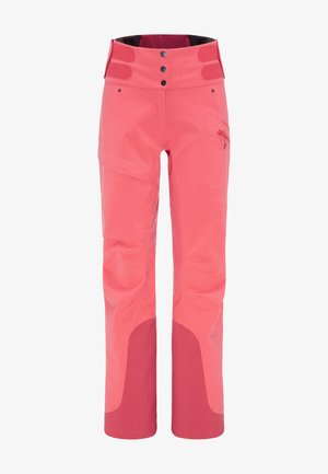 CREEK - Pantaloni da neve - grapefruit pink