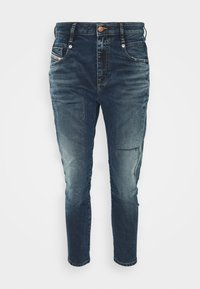 Diesel - D-FAYZA-NE - Relaxed fit jeans - medium blue - 5