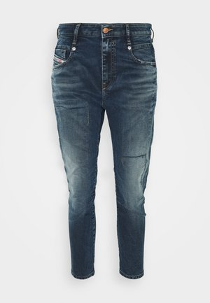 D-FAYZA-NE - Jeans baggy - medium blue