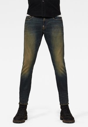 REVEND SKINNY  - Jeans Skinny Fit - antic blight green