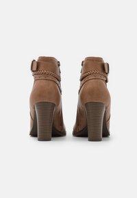 Wallis - ABINGDON - Boots à talons - tan - 3