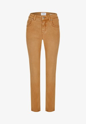 CICI - Slim fit jeans - camel