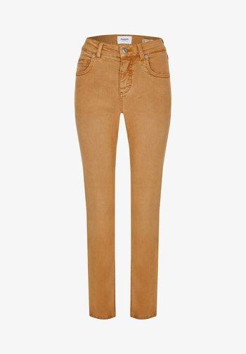 CICI - Slim fit jeans - camel