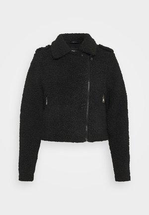 ONLROXY BIKER  - Winter jacket - black