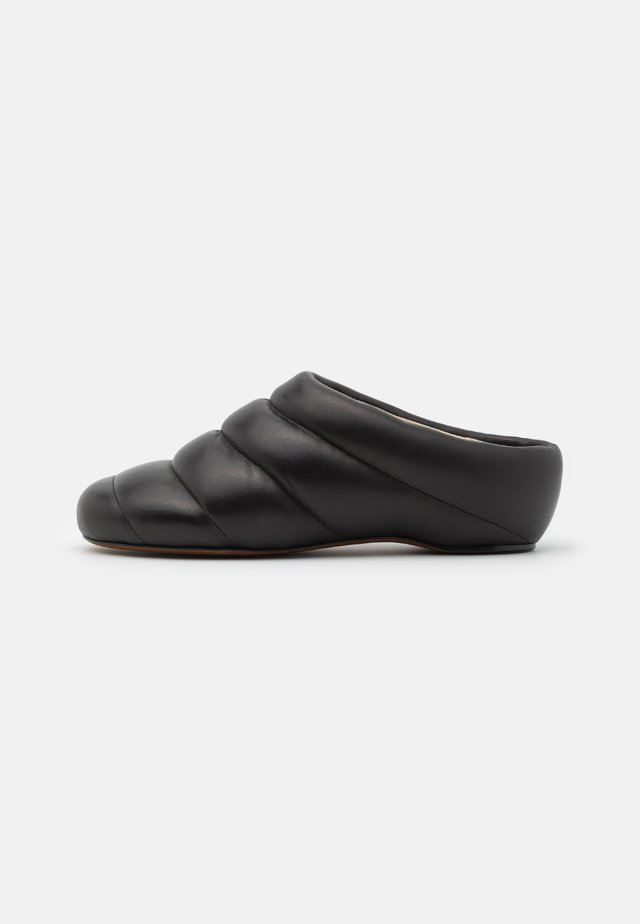 RONDO PUFFLY  - Loafers - black