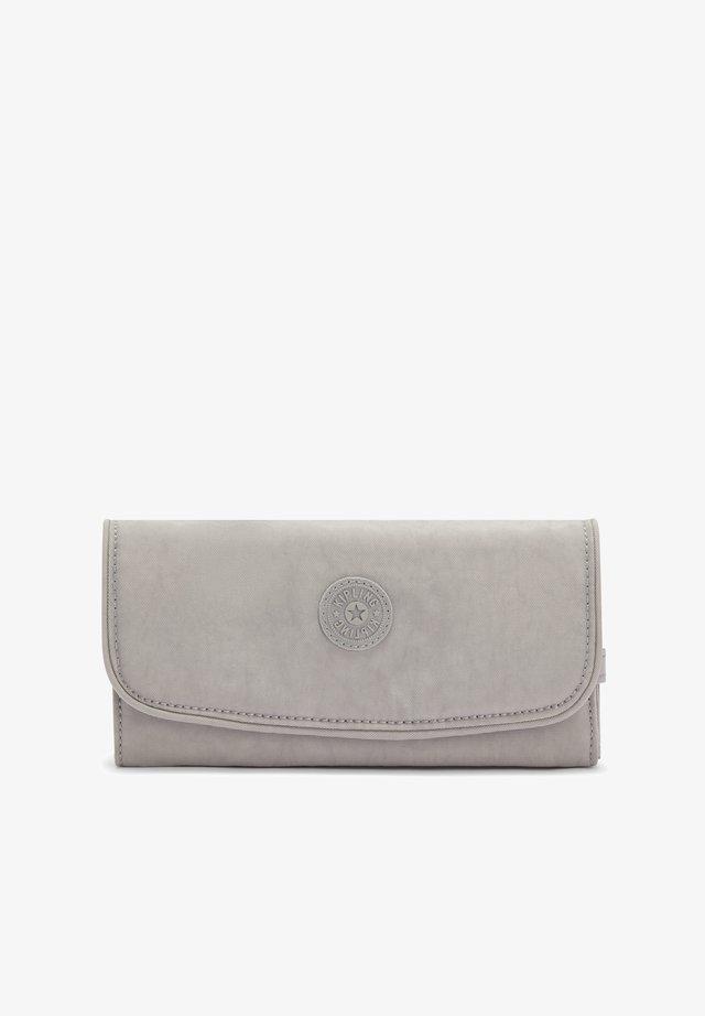 Wallet - grey gris