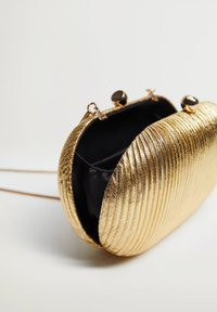 Violeta by Mango - SHINNY - Clutch - gold - 2