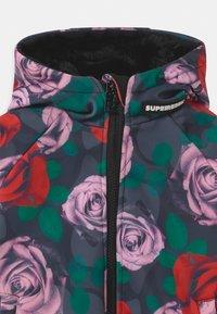 SuperRebel - SUSTAINABLE GIRLS SKI - Snowboardová bunda - cool rose - 3