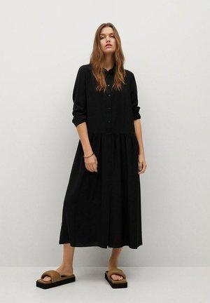 MILI I - Shirt dress - zwart