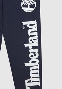 Timberland - Teplákové kalhoty - navy - 2
