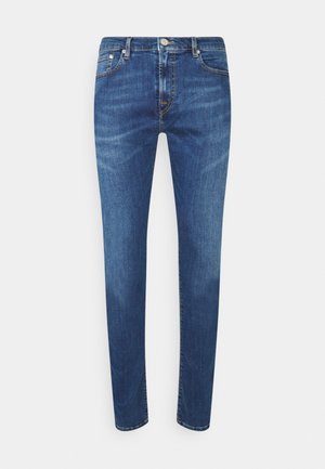 MENS  - Džíny Slim Fit - blue denim