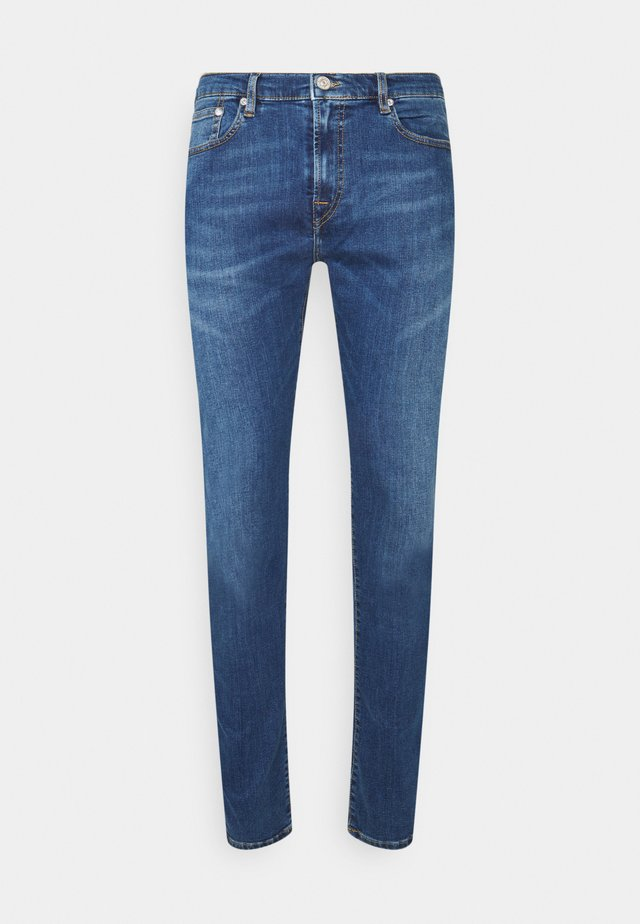 MENS  - Jean slim - blue denim