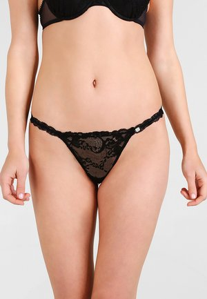 FATALE  - Thong - black