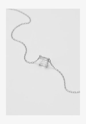 ATTRACT NECKLACE  - Necklace - white