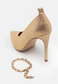 Wallis - PAISELY - High heels - gold - 5