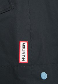 Hunter ORIGINAL - WOMENS ORIGINAL SMOCK - Winter jacket - black - 2