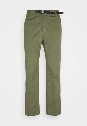 PANTS JUST CUT - Chinot - olive