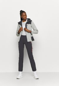 CMP - WOMAN PANT - Trousers - antracite - 1
