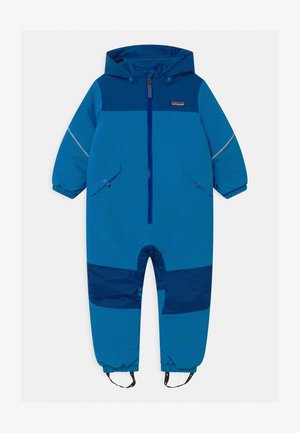 SNOW PILE UNISEX - Snowsuit - bayou blue