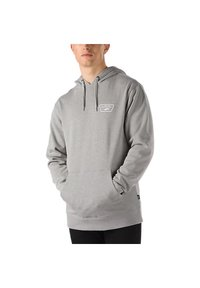 Vans - MN FULL PATCHED PO II - Hoodie - cement heather - 0
