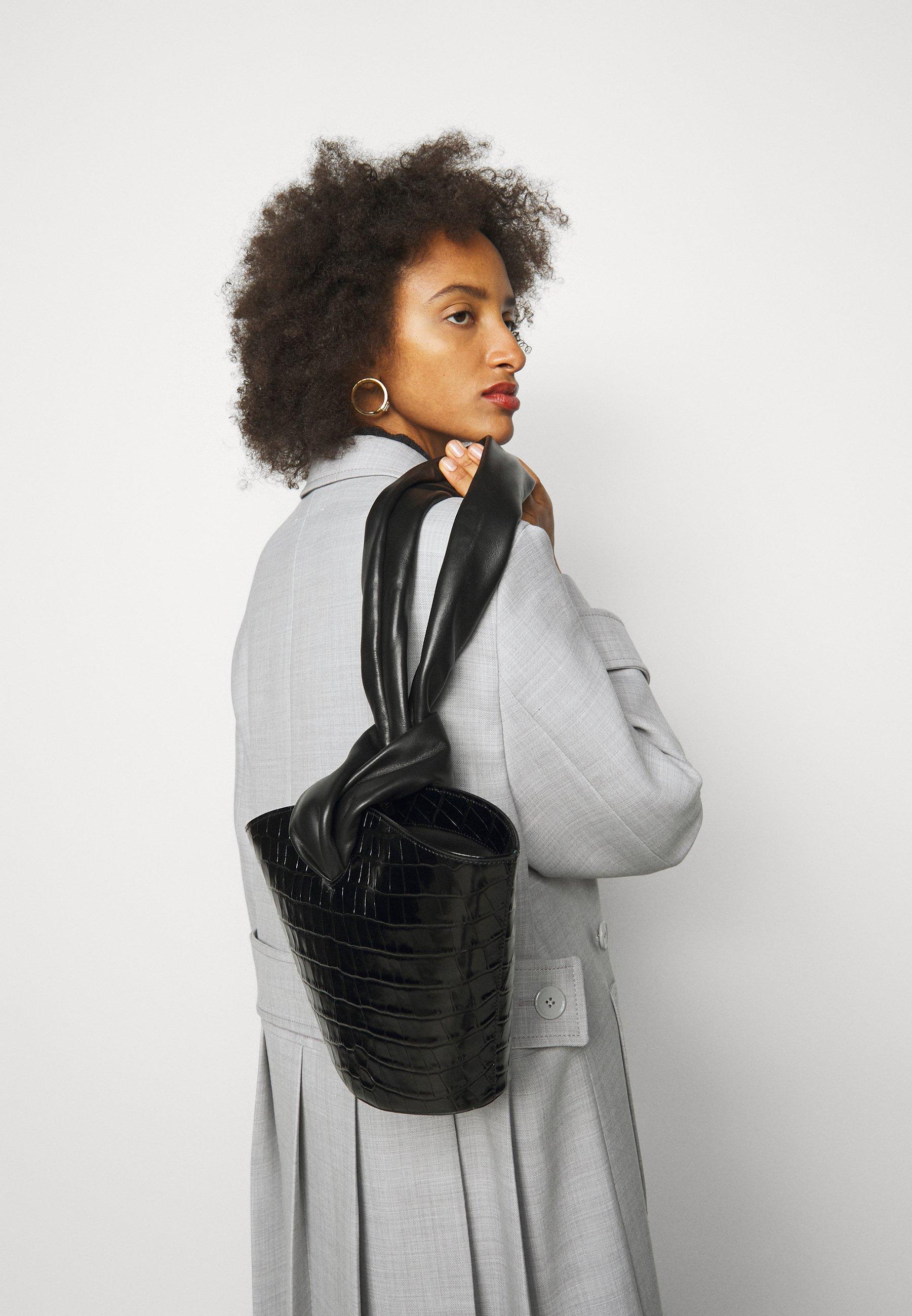 Women SOFT LOOP MINI BUCKET - Handbag