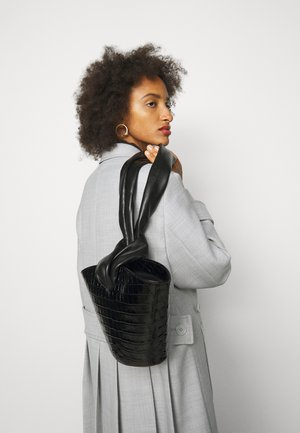 SOFT LOOP MINI BUCKET - Sac à main - black