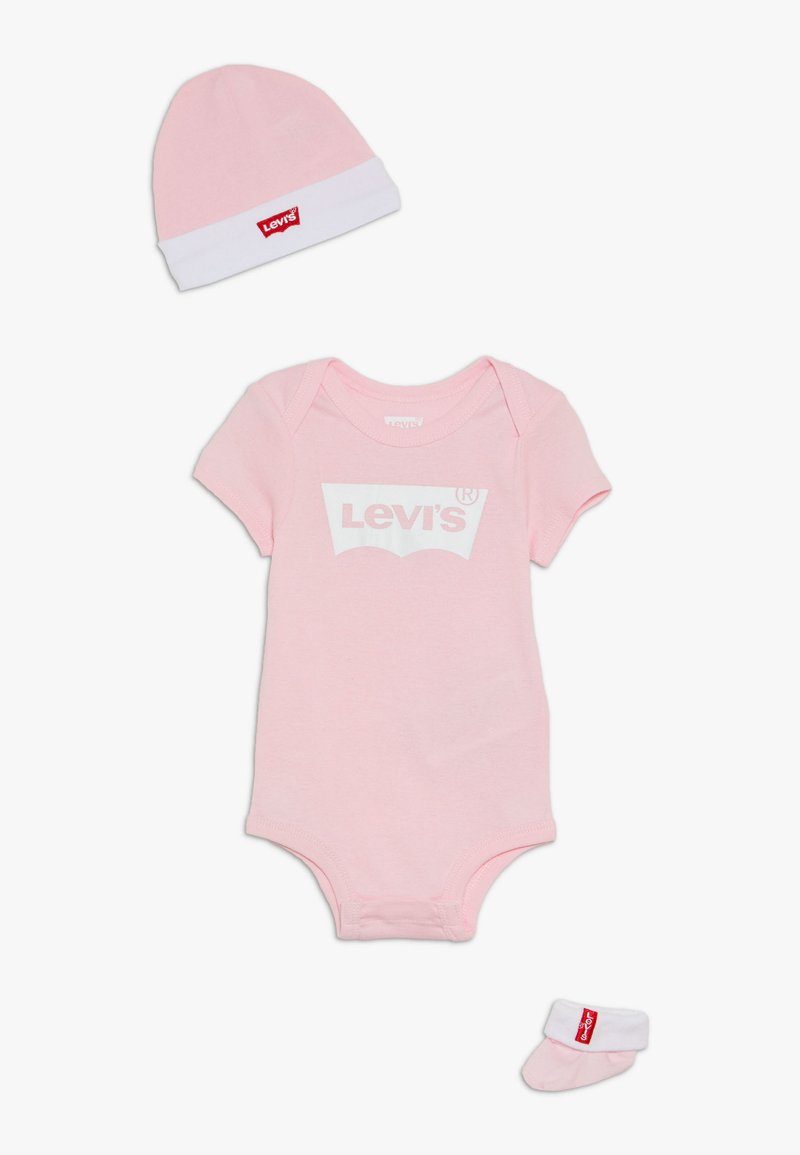 Levi's® - CLASSIC BATWING INFANT BABY SET - Body - fairy tale