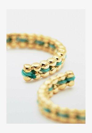 Ohrringe - gold
