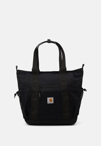 SPEY TOTE UNISEX - Tote bag - black