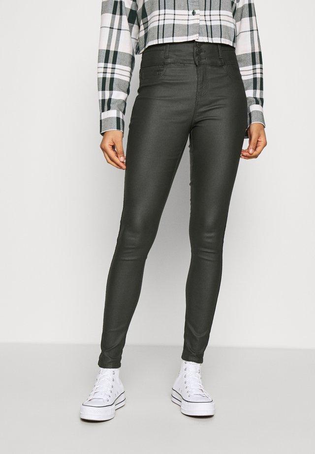 ONLORLEEN ULTRA ROCK PANT - Pantalon classique - rosin