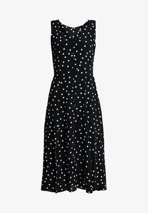 Day dress - black/ivory