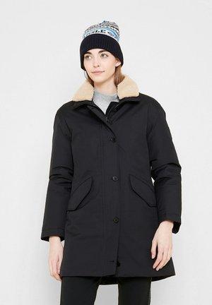 ALBALLA - Winter coat - noir