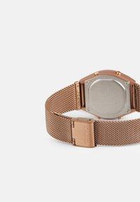 Casio - Digital watch - rose gold-coloured - 1