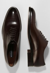 Fratelli Rossetti - Smart lace-ups - tabacco - 1
