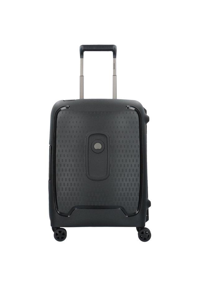 MONCEY - Wheeled suitcase - schwarz