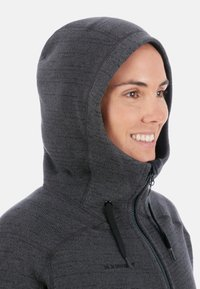 Mammut - ARCTIC  - Fleece jacket - phantom-black melange - 3
