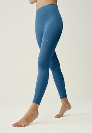 MALATI FRENCH  - Collants - azul marino