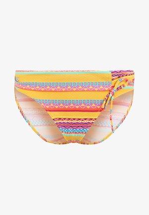 MIT UMSCHLAGBUND - Bikini bottoms - light pink