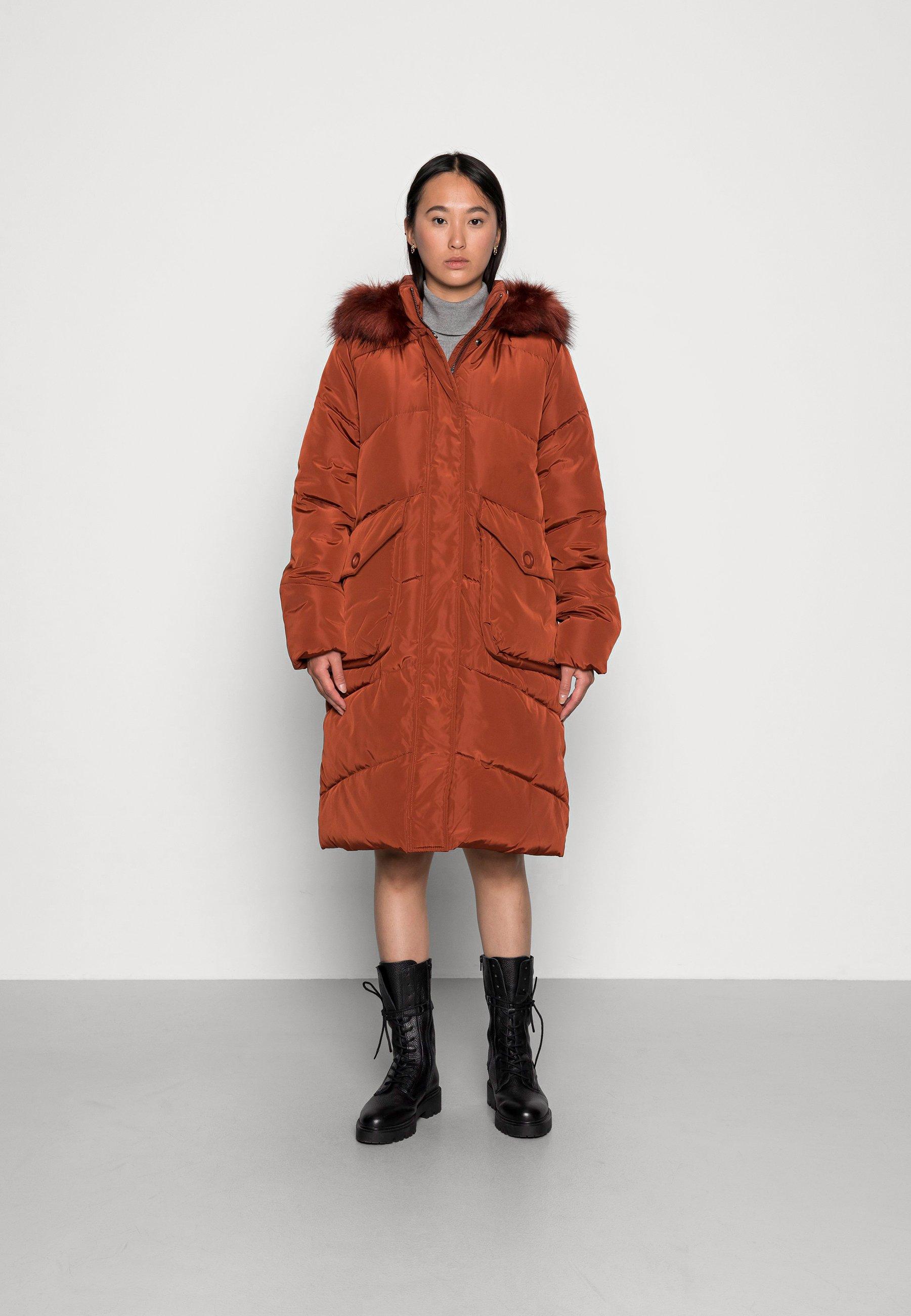 Women ABELONE COAT - Winter coat